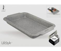 Life Style - Bandeja de Horno Alta Granite - Acero al Carbono - Revestimiento Antiadherente