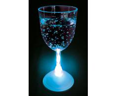 Colour Changing Wine Glass