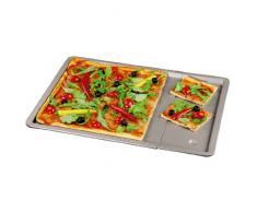 Xavax 00111320 - Bandeja extraíble para el horno (canto de 1,5 cm)