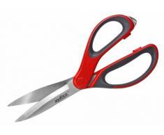Zyliss E46300 - Tijeras, color rojo