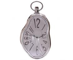 """Reloj de pared estilo de la fondue """"Salvador Dal"""" CLCK15 - Reloj derretido de Dalí"""