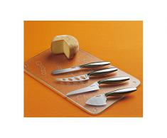 Cuchillo Queso 4U+Tabla Crista 871000K200K1