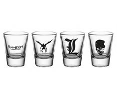 Death Note GB Eye, Mix, Vasos de chupito 20 ML