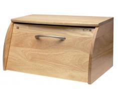 T&G Scimitar - Panera en madera de caucho.