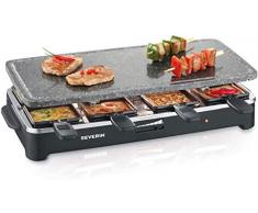 Severin 0026 - Raclette Party-Grill, piedra