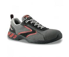 "'Zapato antifortunistica de trabajo ""coctelera S1P Happy U-POWER gris Size: 38"