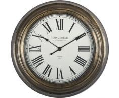 Acctim Towcester 21918 Consett Reloj de pared 355 mm, color bronce antiguo
