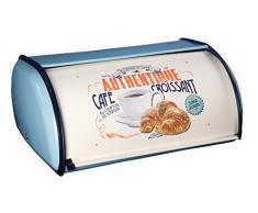 Natives café Croissant Panera Retro Cafe Croissants Metal 411290, 34,50X15X23 CM