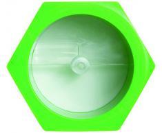 Pelador de pepino verde