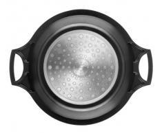 Fundix - Paellera Fiv36 Inducction, 36 Cm, Fundición En Aluminio Indeformable, Apta Lavavajillas. (Gr.Castey)