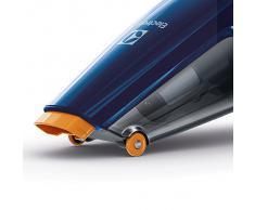 Electrolux Rápido ZB5106B - Aspirador de mano, batería de 7.2 V, color azul metalizado