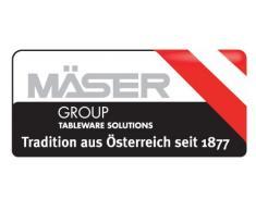 Domestic by Mäser, 6 pcs tenedores de fondue con asa de metal, compatible con cualquier Set de fondue