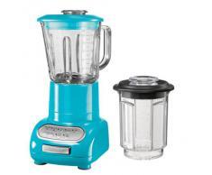 KitchenAid Artisan - Batidora de vaso azul