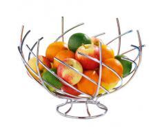 Premier Housewares - Frutero, color cromo