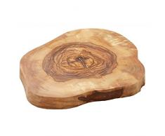 Woodware – Plato plano Queso (Olivo, grande