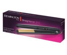 Remington S1400 - Plancha de pelo, hasta 210º C, revestimiento de cerámica, indicador LED