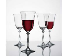 Bohemia Cristal 093/006/001 Angela - Copa de vino (6 unidades, 350 ml)