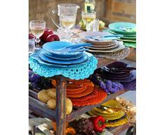 Villa d'Este 2179604 - Platos llanos, multicolor