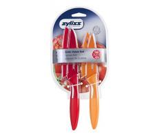 Zyliss - juego de cuchillo para pelar de nuestros clientes son una