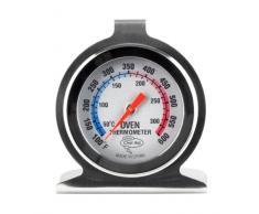 Chef Aid - Termómetro para horno (acero inoxidable)