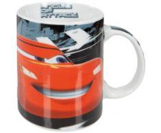 CARS - Disney - taza de desayuno de cerámica robacarro Redline Racing