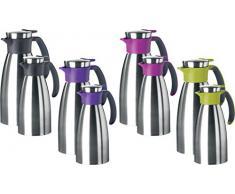 Emsa Soft Grip 508932 - Jarra térmica de 1 l, color negro