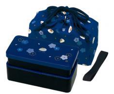 Bolso de ropa del conejo con la marina lonchera azul Shokado KLS5 (jap?n importaci?n)
