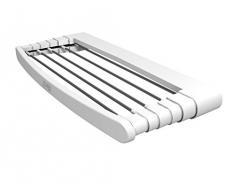 Secador de pared compra barato secadores de pared online - Tendedero de resina ...