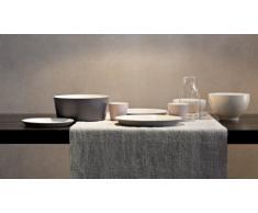 Alessi Tonale - Ensaladera, color gris claro
