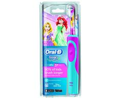 Oral - B - stages vitality, cepillo de dientes eléctrico recargable, princess