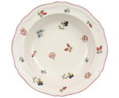 Villeroy & Boch Petite Fleur Plato hondo, 20cm, Porcelana Premium, Blanco/Colorido