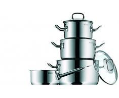 WMF Profi Plus - Batería de cocina, 4 piezas