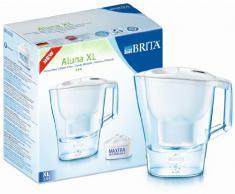 BRITA Aluna XL - Jarra de agua de 3,5 l con filtro MAXTRA, color blanco