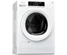 Whirlpool HSCX 80313 lavadora - Lavadora-secadora (Front-load, Independiente, Color blanco, A+)