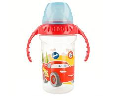 CARS - Taza de entrenamiento grande 330ml con boquilla de silicona cars toddler round the block (12/72)