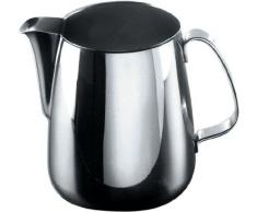 Alessi 103/50 - Jarra de acero inoxidable para leche