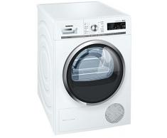 Siemens WT45W510EE - Secadora (Independiente, Frente, Condensación, 9 kg, B, 226 min) Color blanco