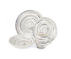 Pengo M127779 - Vajilla ceramica eyko 16 piezas