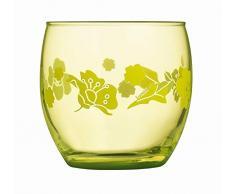 Luminarc 8011548,0 Covent Garden vasos bajos cristal, 9 x 9 x 8,4 cm, 34 cl, 6 unidades