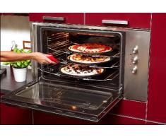 Guardini 4200015605 - Bandeja de rejilla ajustable para horno (de 32 a 54 cm)