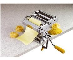 quantio - Máquina para hacer pasta (acero cromado)