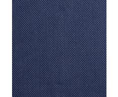 InterDesign - iDry - Tapete absorbente para mesada de cocina, para secado de vajilla - grande , color azul marino / blanco
