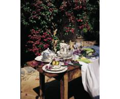 Villeroy & Boch Petite Fleur Ensaladera, 25 cm, Porcelana Premium, Blanco/Colorido