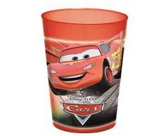 Disney Pixar Cars - Vaso Cars - Color : Rojo