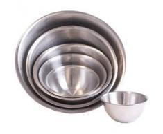 Chef Aid - Juego de cuencos para cocinar (acero inoxidable, 13,6 cm)