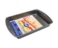 Wilton - Bandeja de horno para lasaña (35,6 x 25,4 cm)