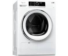 Whirlpool HSCX 90421 Independiente Carga frontal 9kg A++ Color blanco - Secadora (Independiente, Carga frontal, Condensación, A++, Color blanco, A)