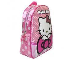 Hello Kitty Mochilla Bolso Escolar por Niña Chica Asilo Lonchera
