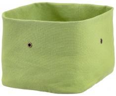 Blomus - Funda para panera Desa (19,5 x 19,5 cm), color verde
