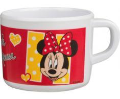 Unitedlabels AG 0119208 - Taza (melamina, 225 ml), diseño de Minnie Mouse